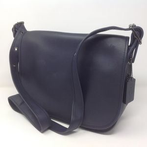 Coach Glovetanned Saddle Bag 18